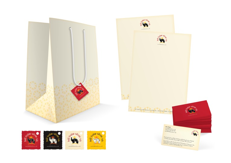 Hill Tribe Silver UK stationary