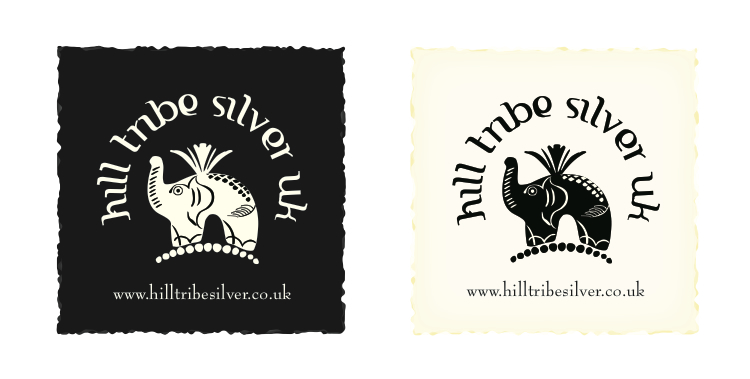 Hill Tribe Silver UK logos